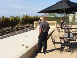 Leal Bocce Ball Courts