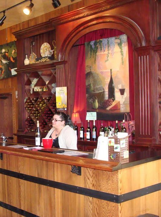 Morgan Hill Cellars Tasting Room