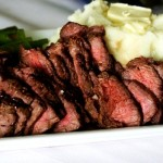 Grilled London Broil wine pairing