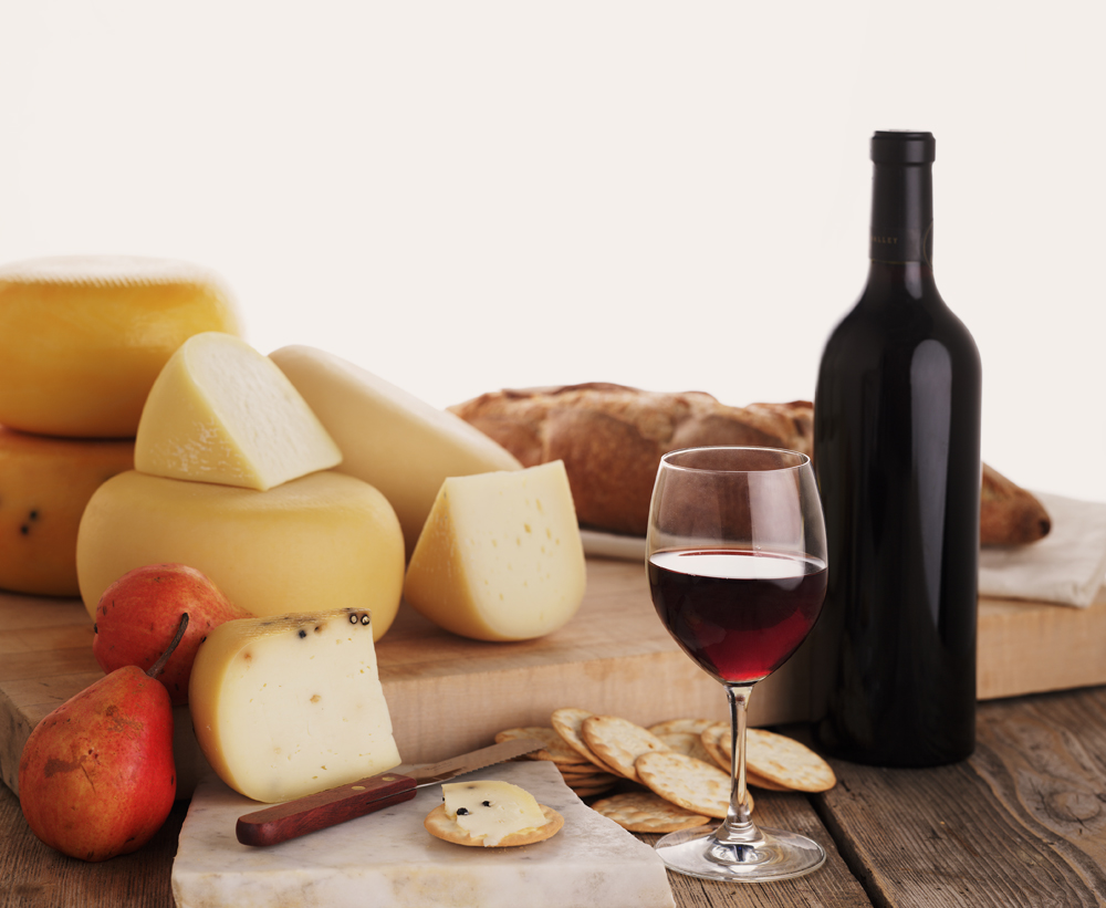 best cheese for wine
