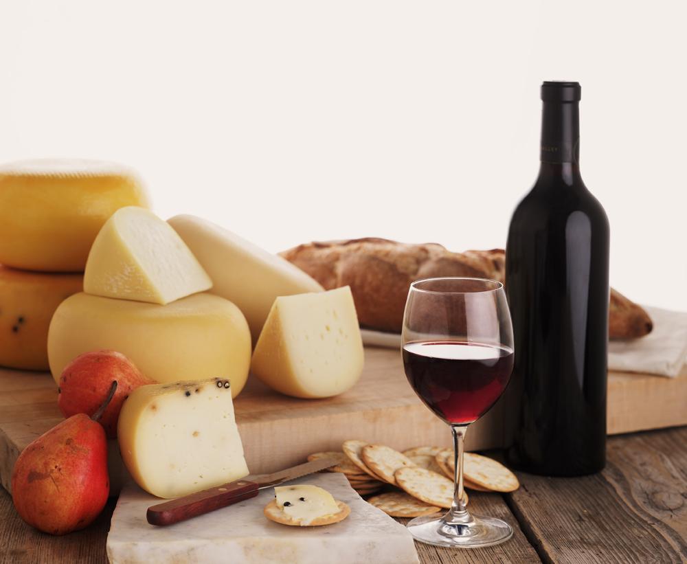 Wine an Cheese Pairings