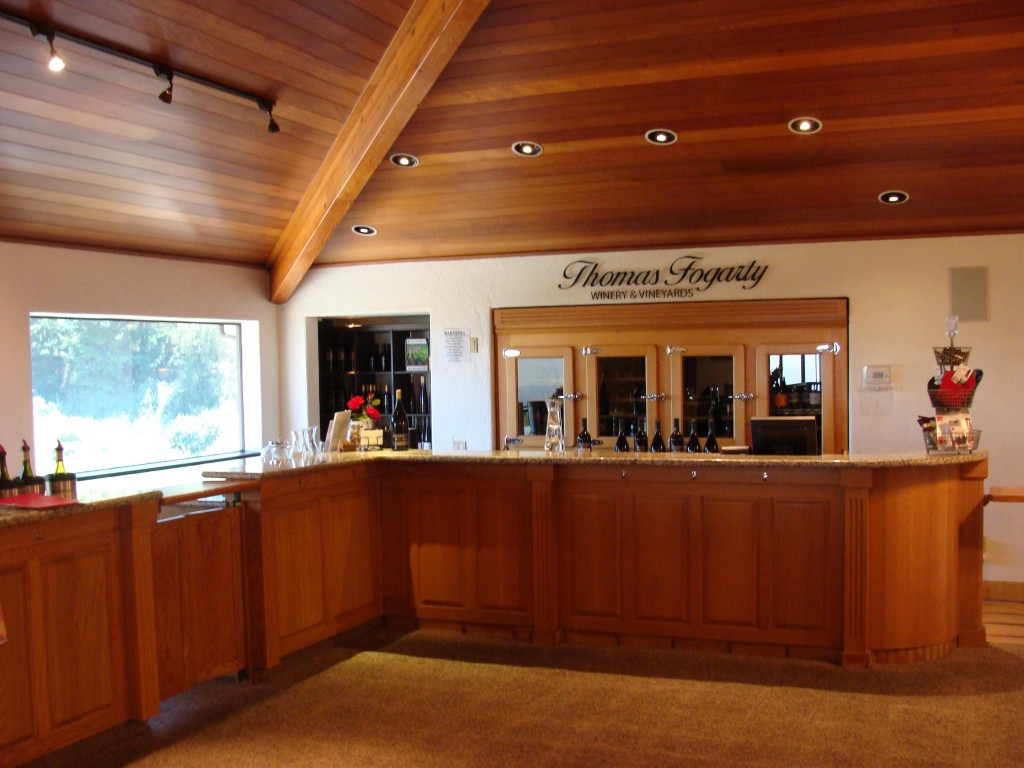 The Tasting Room at Thomas Fogarty