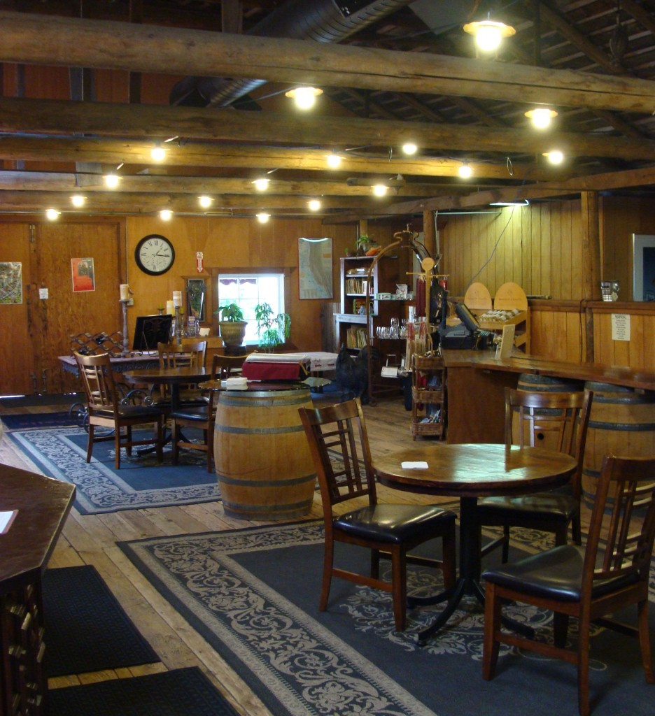 Savannah Chanelle Tasting Room