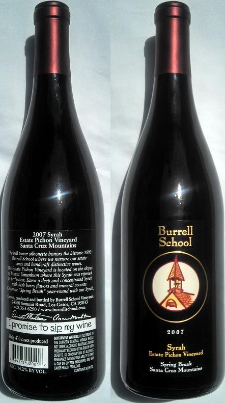 Requirements for Wine Bottle Labels