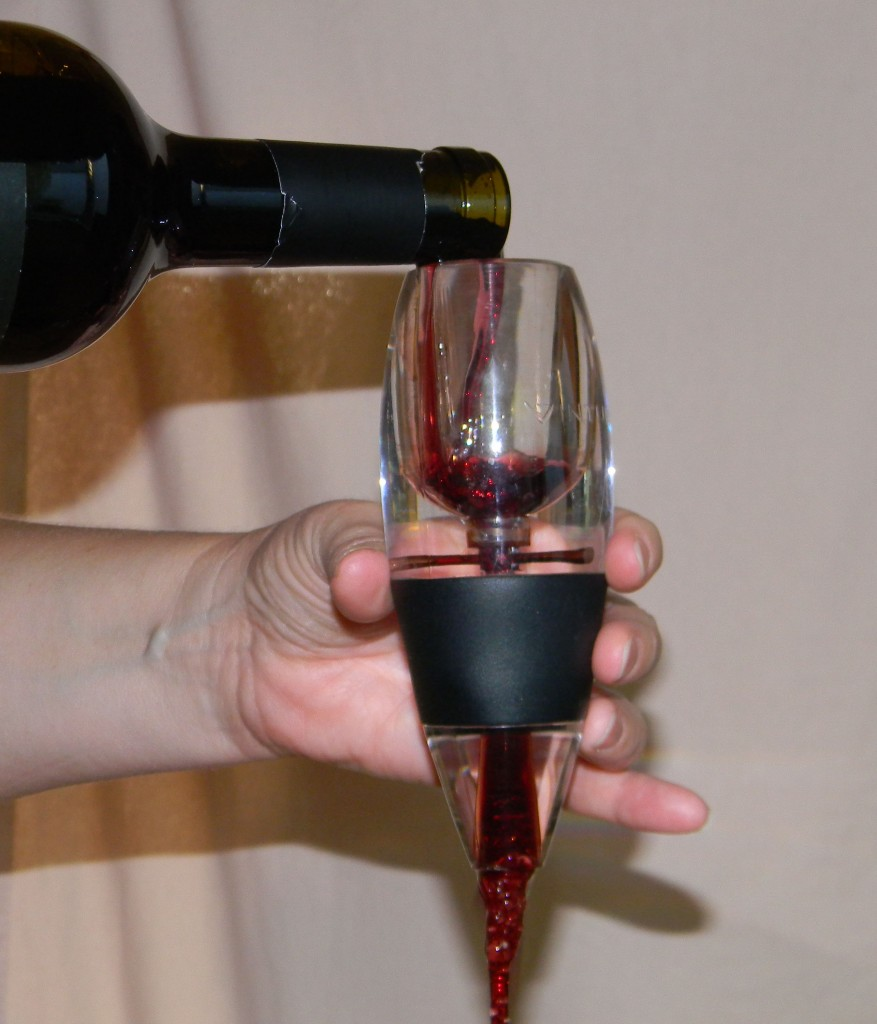Vinturi for Aerating Wines