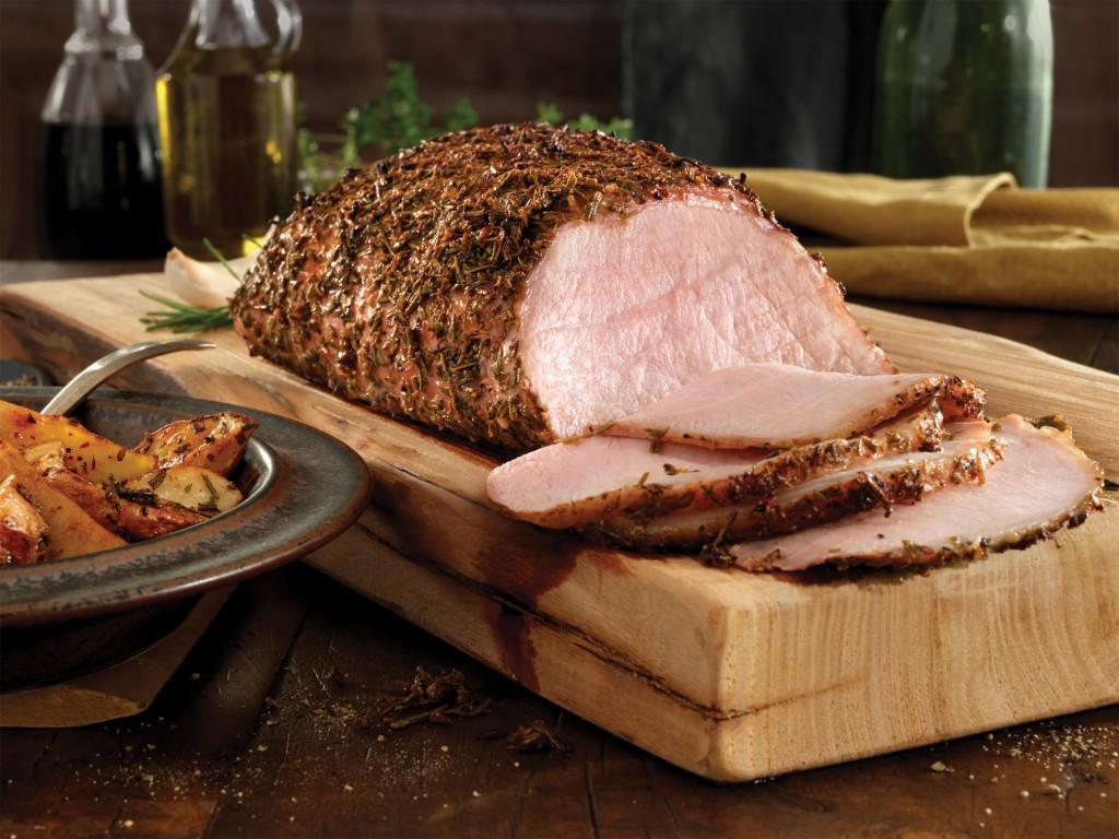Wine and Pork Roast