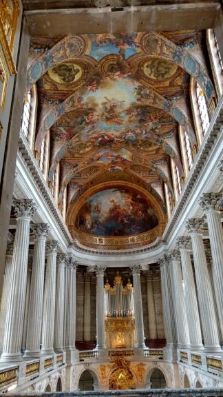 Versailles Ceiling