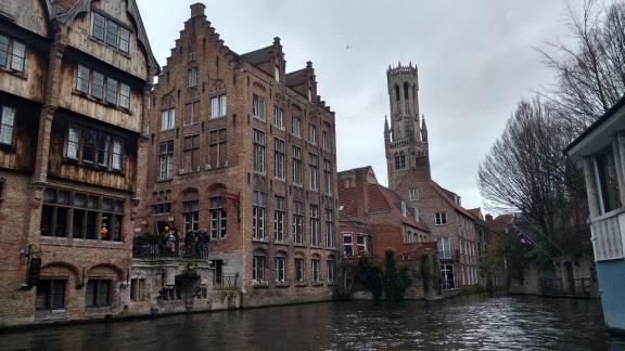 Bruge Canals