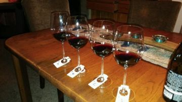 Blend Wine Tasting Test