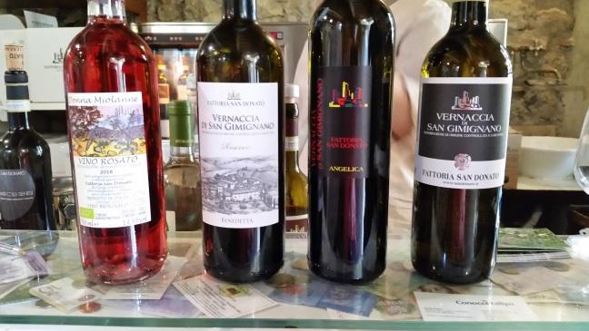 Fattoria San Donato Wines