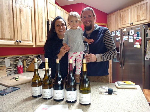 The Folks from Karine Winery
