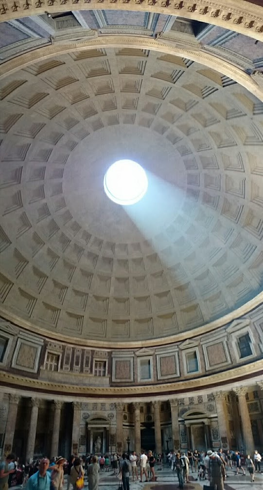 The Oculus In the Pantheon