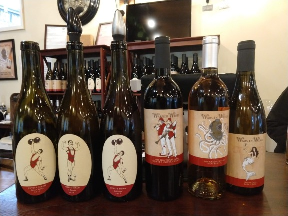 Wine Tasting at Wargin Wines