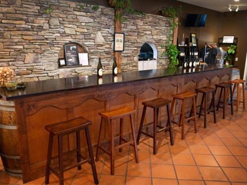 Wargin Wines Rating Room